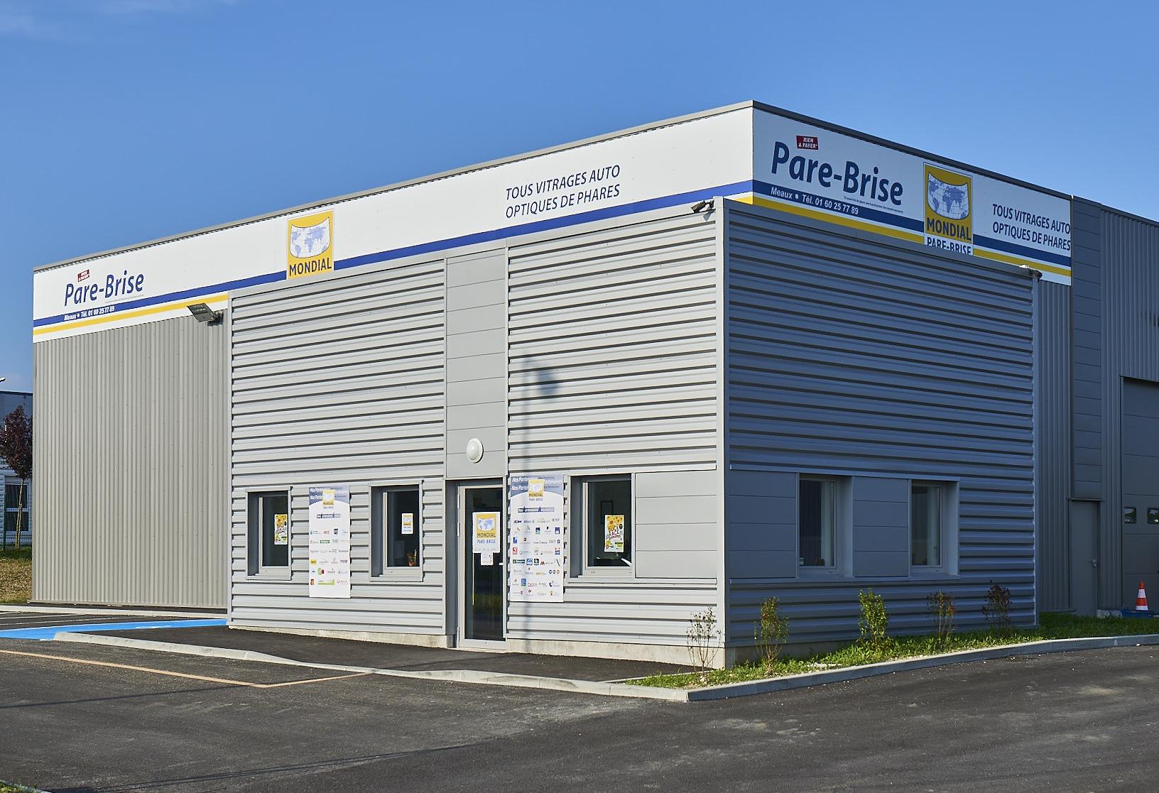Ipe immobilier pour l 39 entreprise for Volkswagen meaux garage