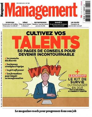 Image miniature - Magazine Management - Numéro de février 2021