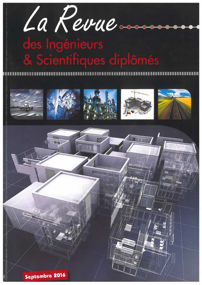 Image - La Revue des ingénieurs & scientifiques diplômés
